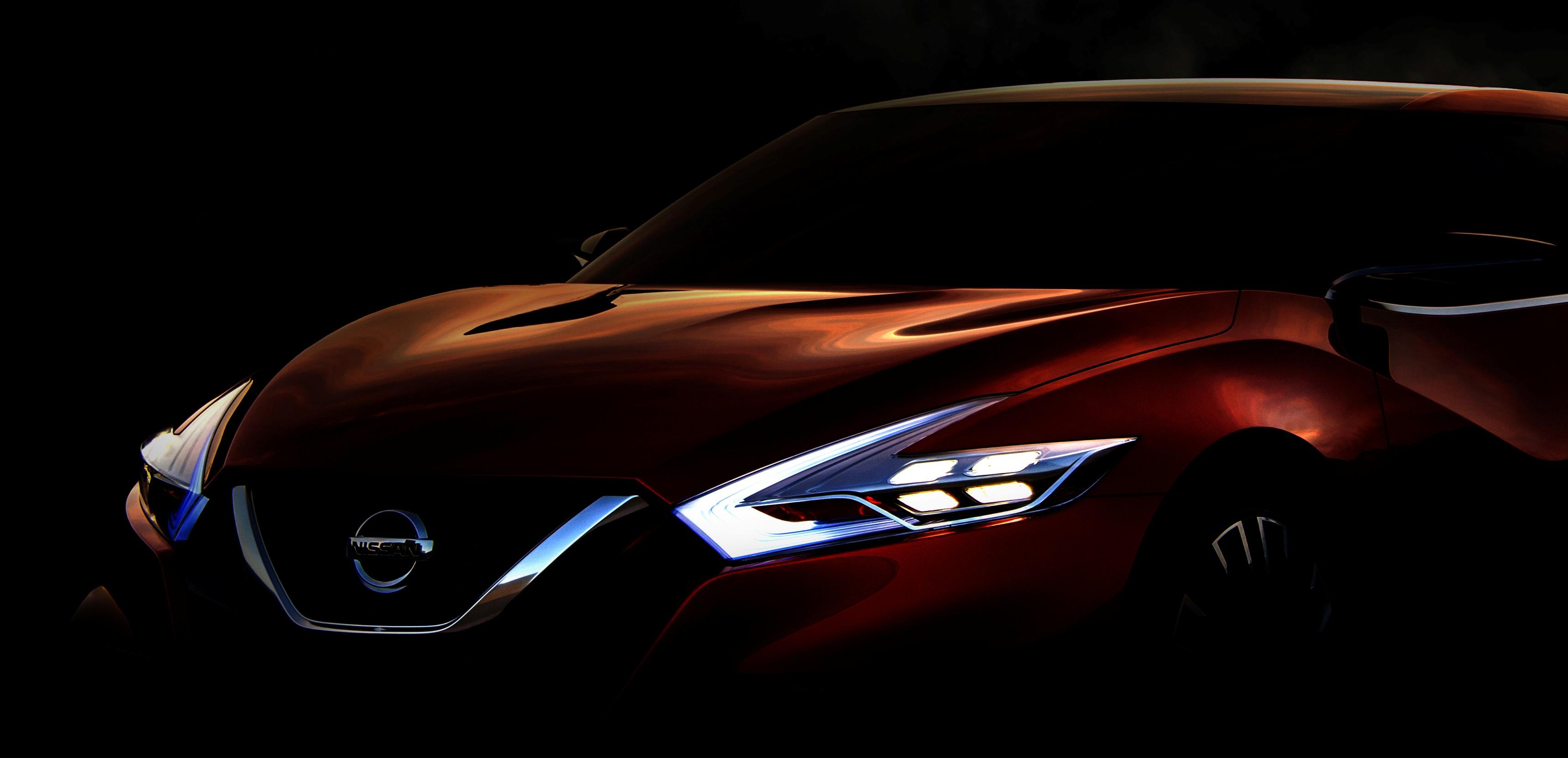 Debutto a Detroit per la Nissan Sport Sedan Concept
