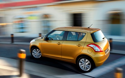 Porte Aperte Suzuki Swift