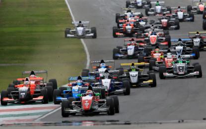 F. Renault ALPS a Monza e al Castellet