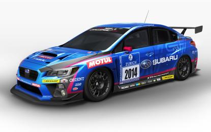 I programmi sportivi 2014 Subaru