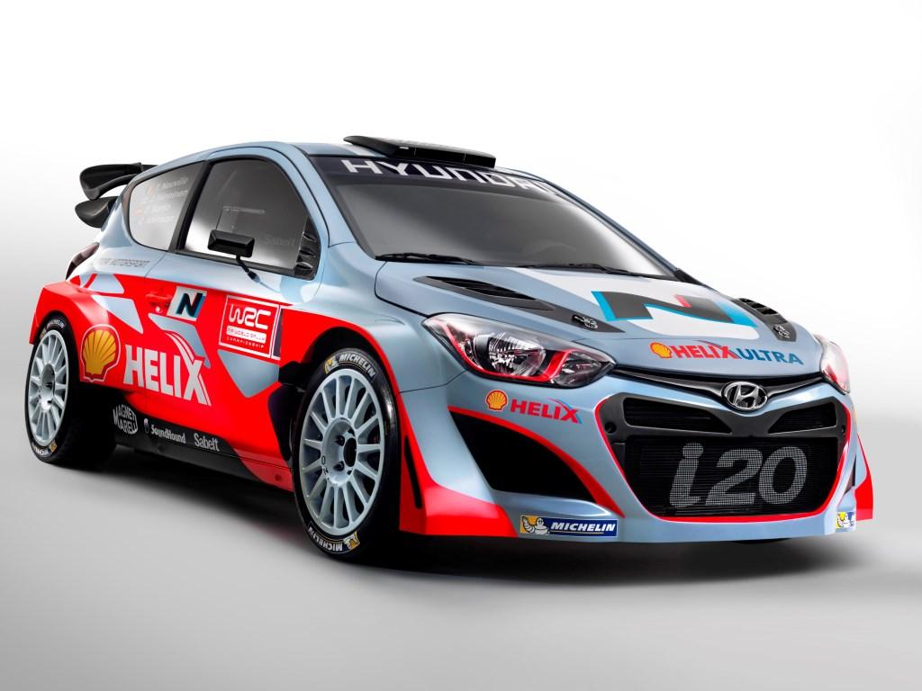 Hyundai Shell World Rally Team pronto al debutto a Montecarlo