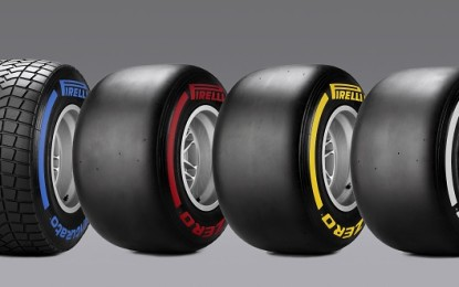 """Pirelli: nei test debutto anche per le """"winter"""""""