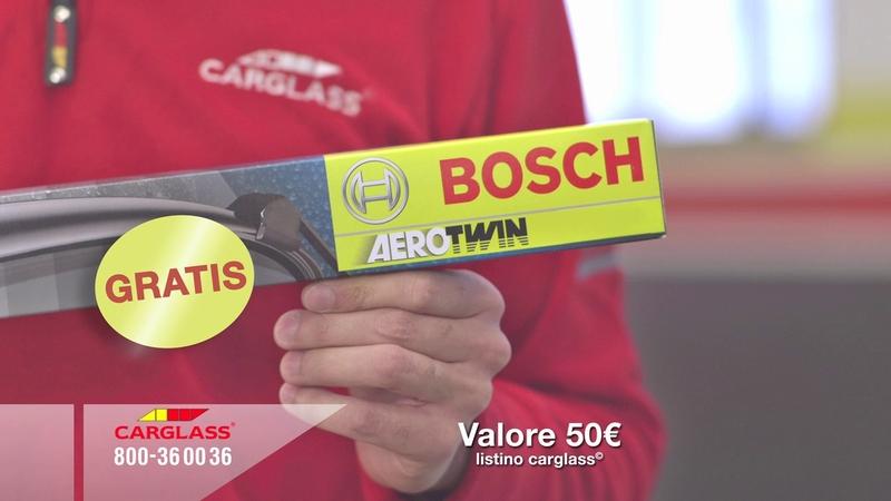 Gennaio mese della visibilità con Carglass e Bosch