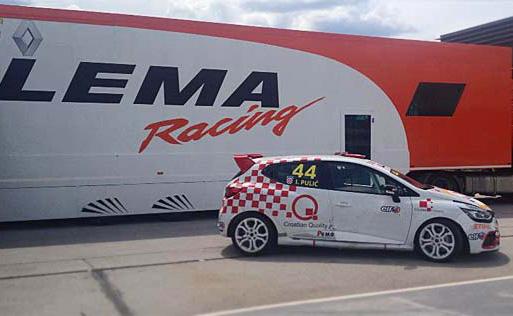 Clio Cup Italia: tre vetture per il Team Lema Racing