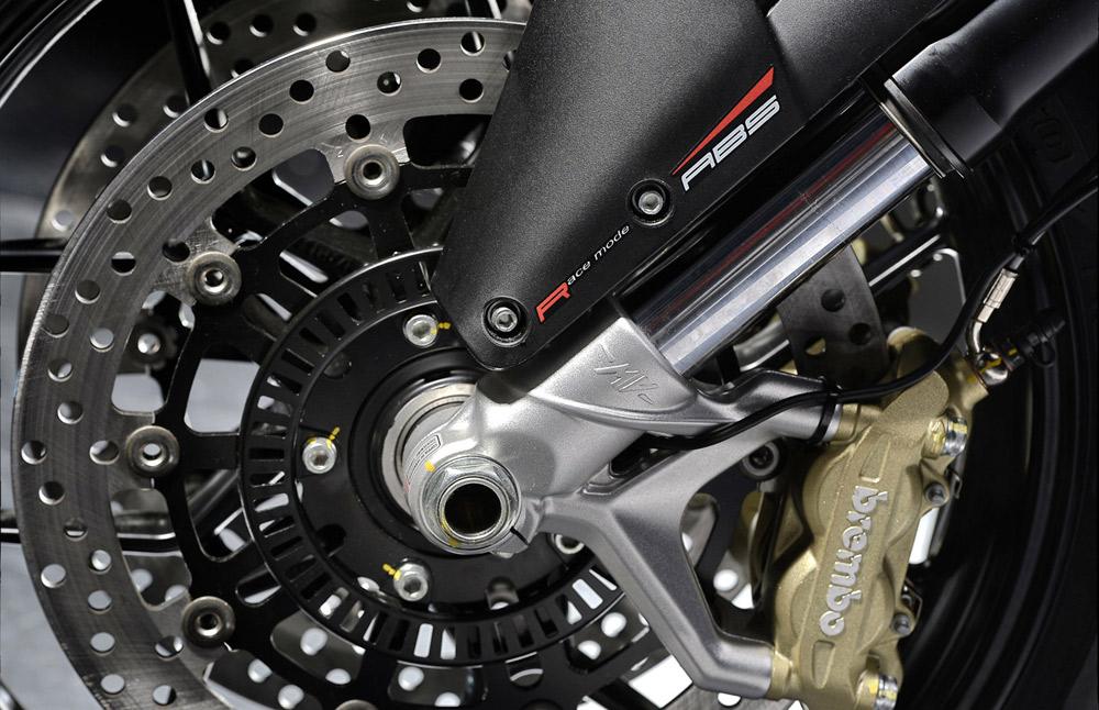 MV Agusta: ABS sulla gamma 2014