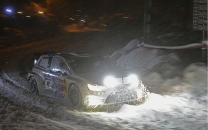 Vittoria della VW nella prima gara del WRC 2014
