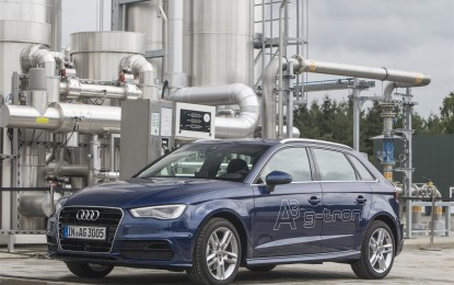 Nuove motorizzazioni per la gamma Audi A3