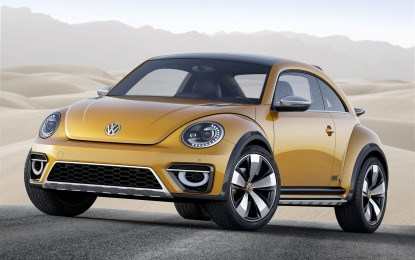 Detroit: il look offroad della Beetle Dune