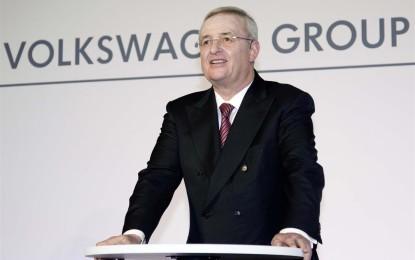 "Winterkorn: ""VW prosegue la propria crescita"""