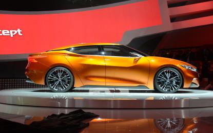 Nissan Sport Sedan best concept a Detroit