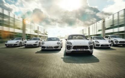 Consegne Porsche 2013: oltre 162mila vetture