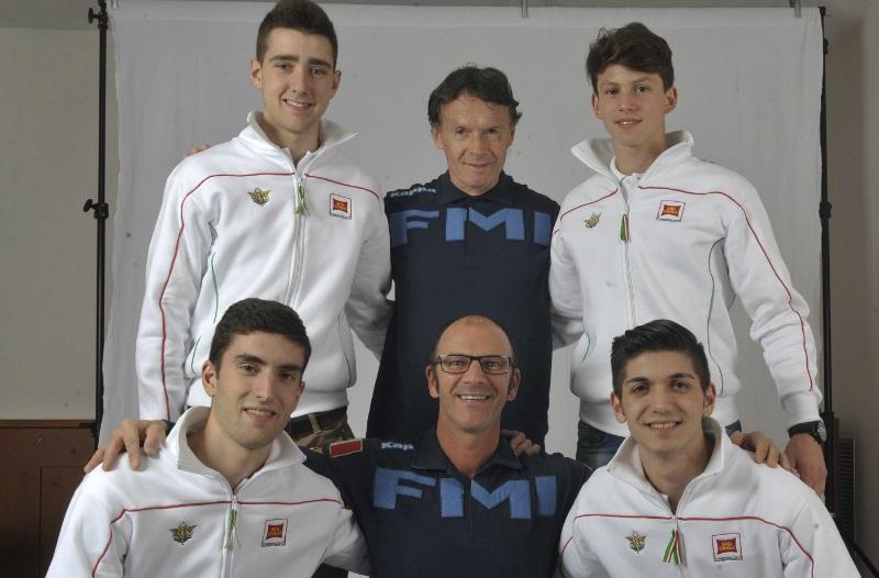 Team Italia e San Carlo insieme anche nel 2014