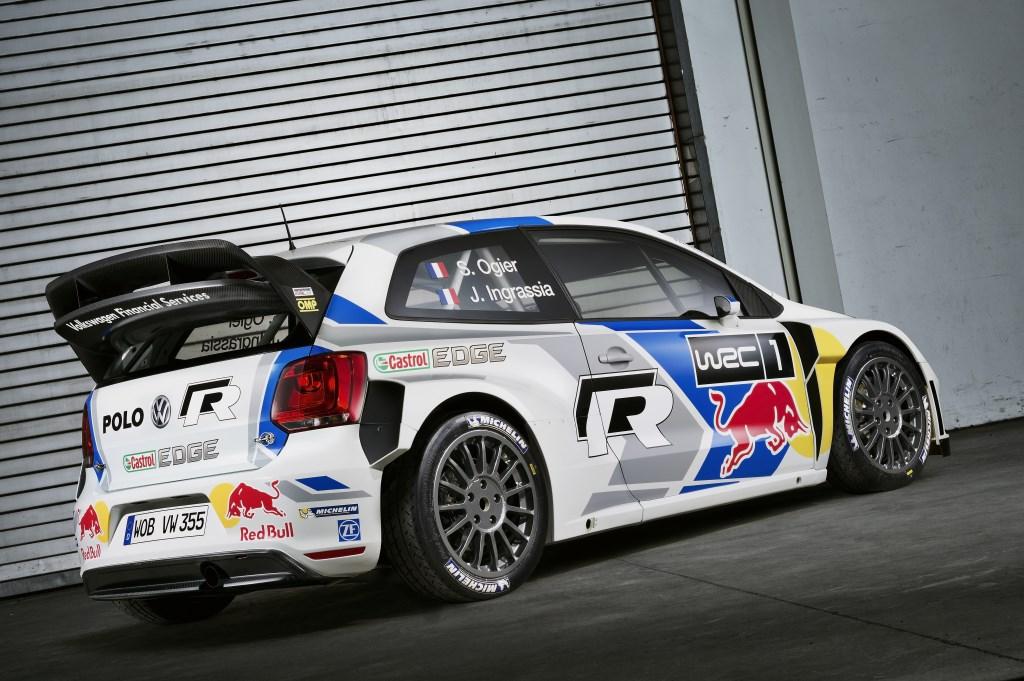 La Polo R pronta per il WRC 2014