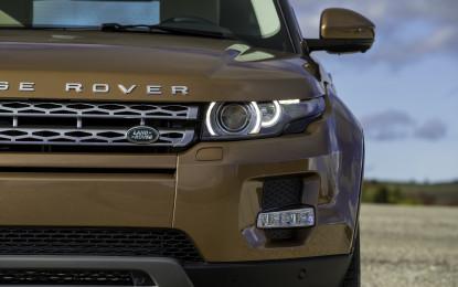 Range Rover Evoque: tecnologie in-car al top