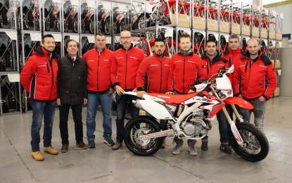 RedMoto anche nel Mondiale e nell'Italiano Supermoto