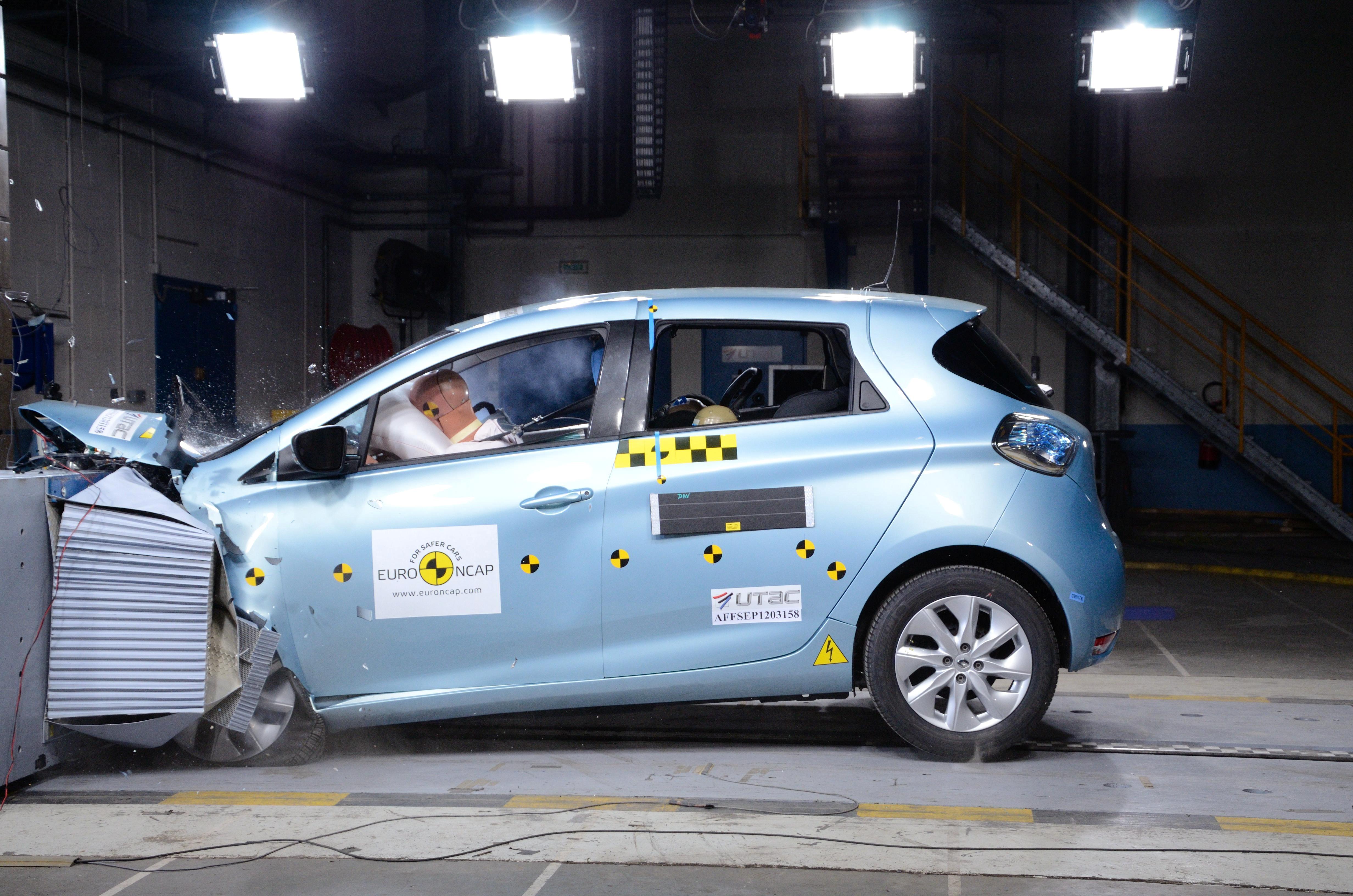 Renault Zoe, migliore auto cittadina 2013