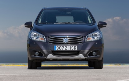 Suzuki S-CROSS: i vantaggi 2014