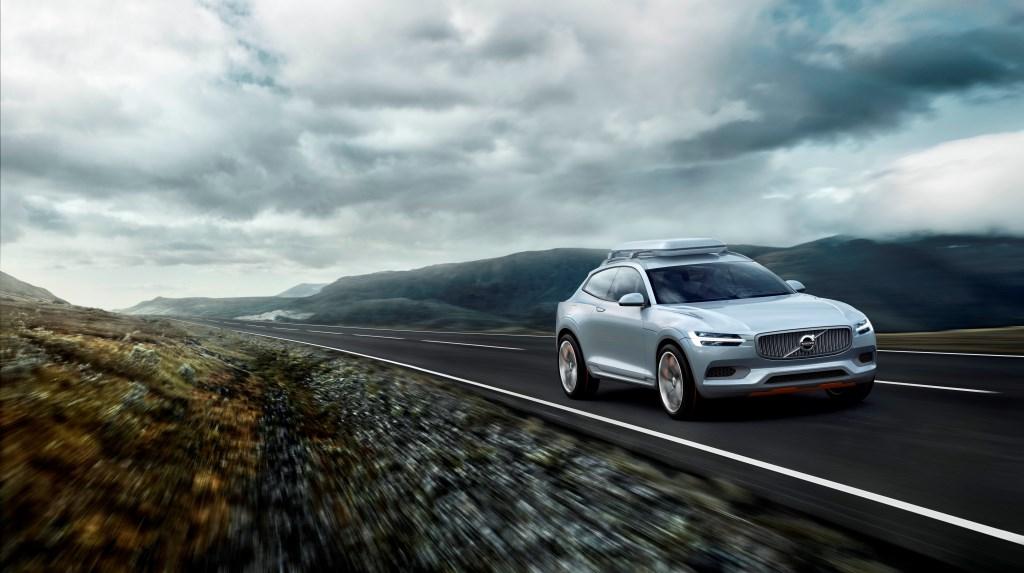 """Detroit: Volvo Concept XC Coupé """"Best Concept Car"""""""