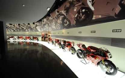 Il Museo Ducati da Borgo Panigale al mondo virtuale