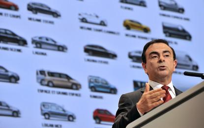 Renault e Ghosn: il momento dei conti, quelli veri