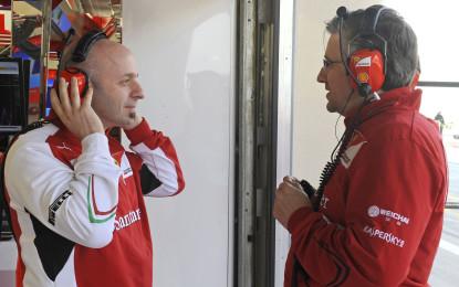 """Resta: """"Stiamo scoprendo la F14 T"""""""