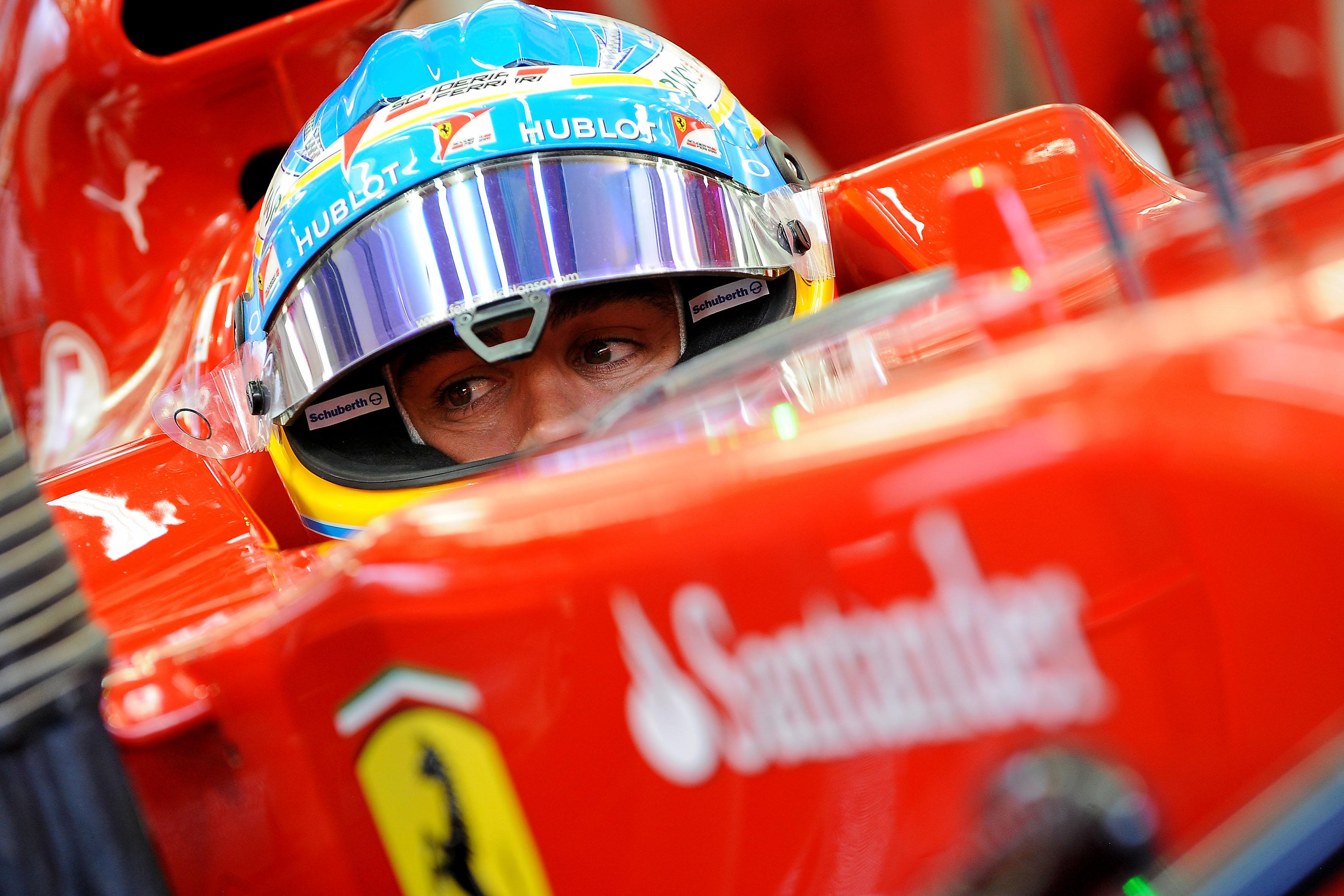 """Alonso: """"A Maranello hanno fatto un gran lavoro"""""""