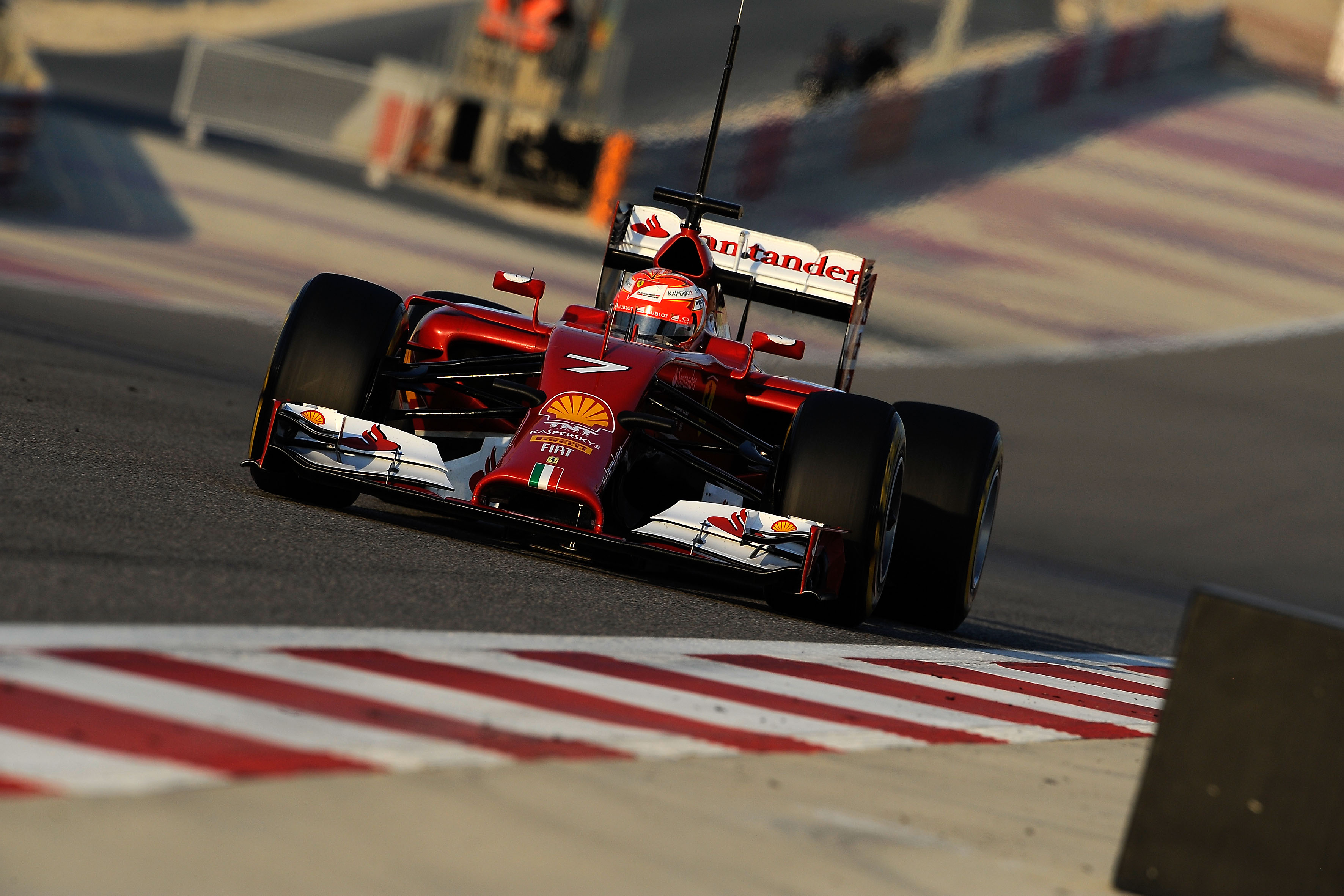 Bahrain: il bilancio della Ferrari e di Kimi