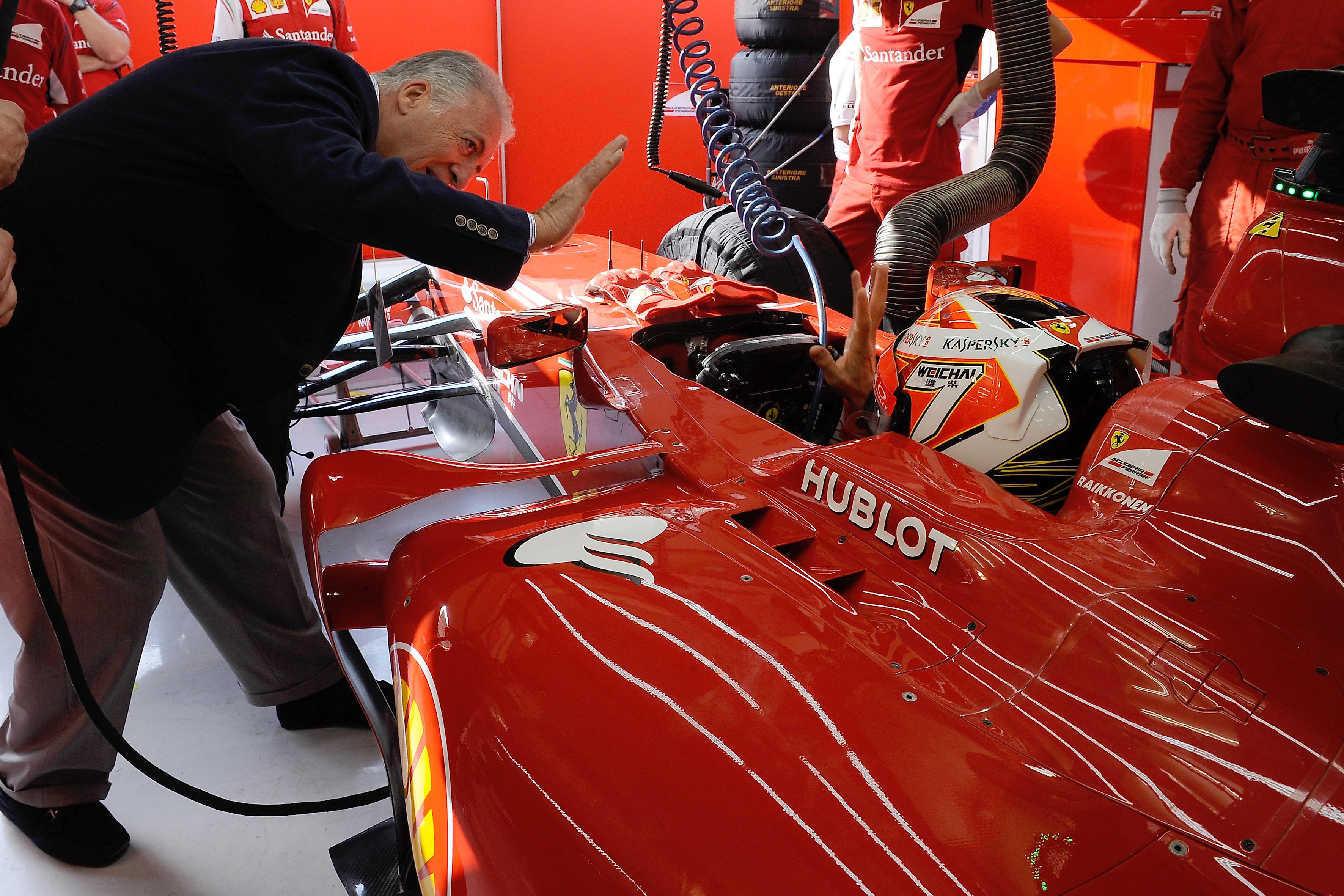 Blitz di Piero Ferrari a Sakhir