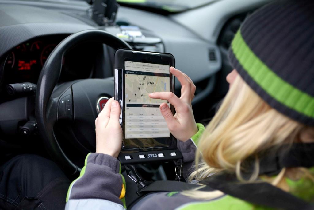 Volvo rivoluziona il servizio di consegne