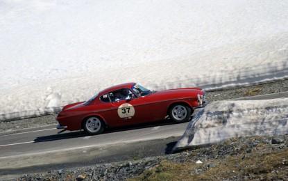 Volvo protagonista della WinteRace di Cortina