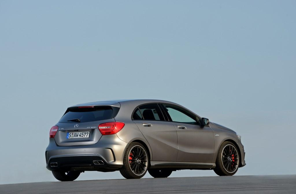 Mercedes-AMG: 2013 record