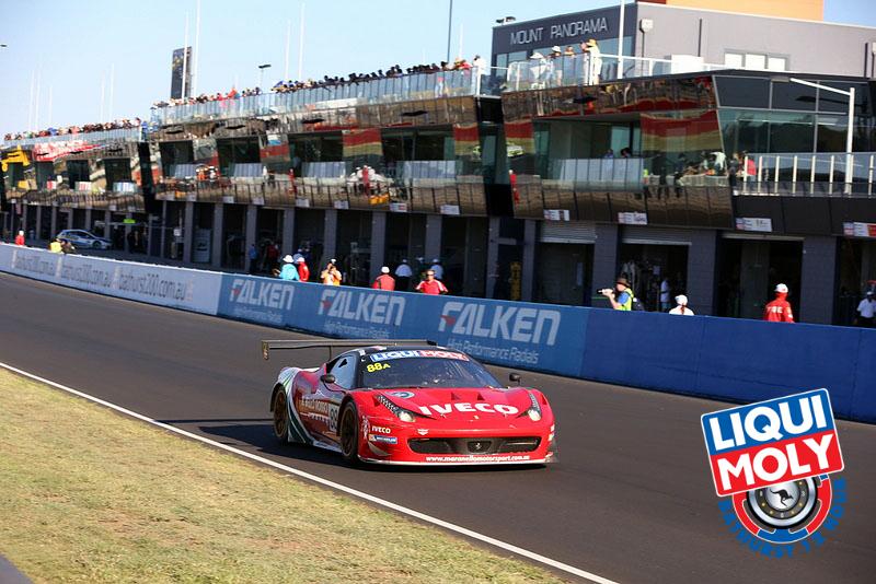 12 Ore di Bathurst: successo Ferrari in volata