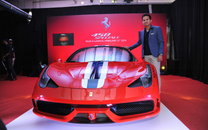 Un venerdì Speciale ai Ferrari Racing Days