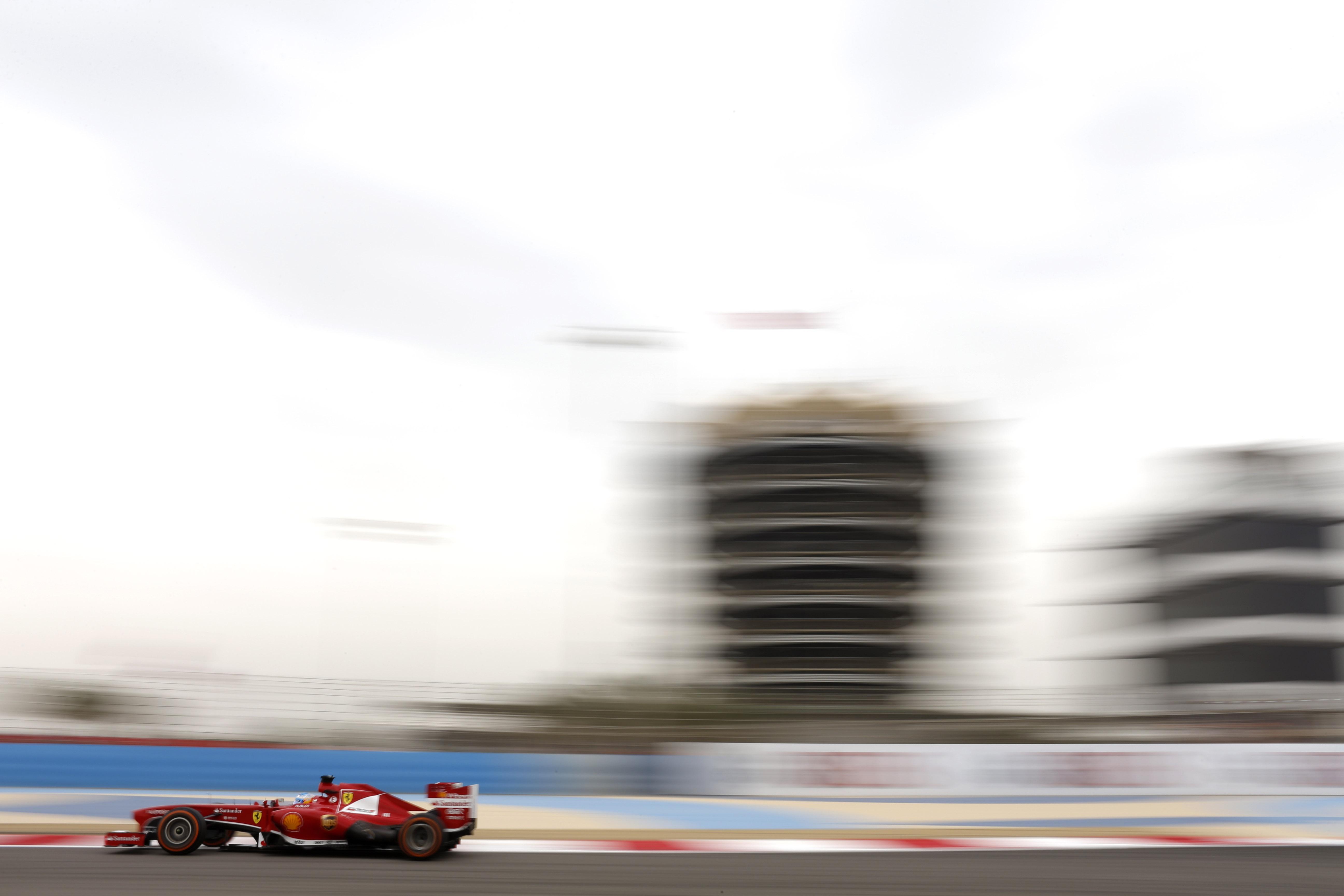 Test in Bahrain al via: comincia Alonso