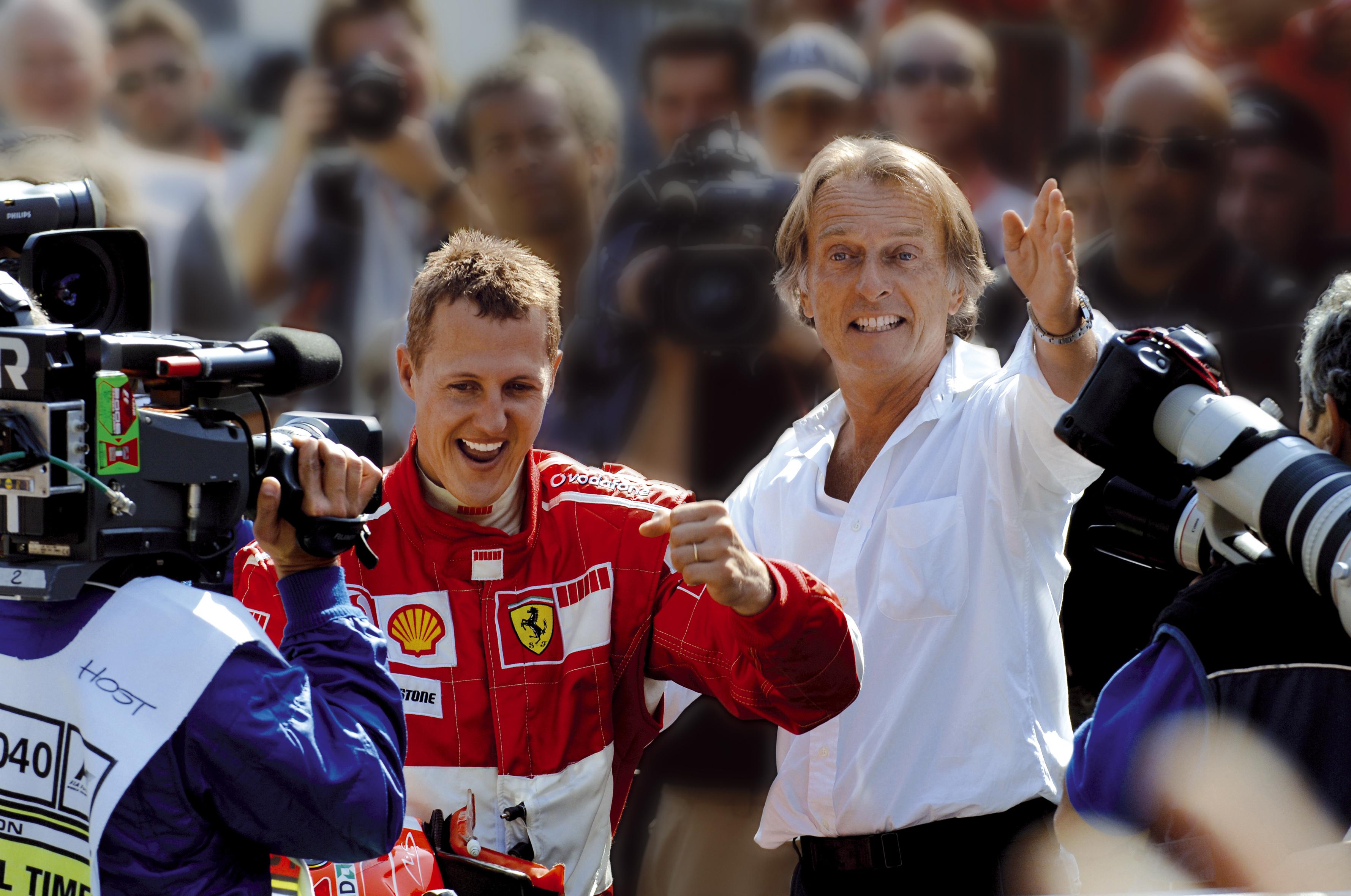 Montezemolo: situazione di Schumacher terribile