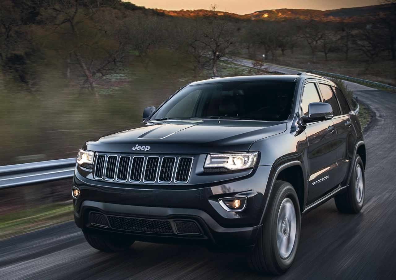 Jeep Grand Cherokee 'Auto Lider 2013'