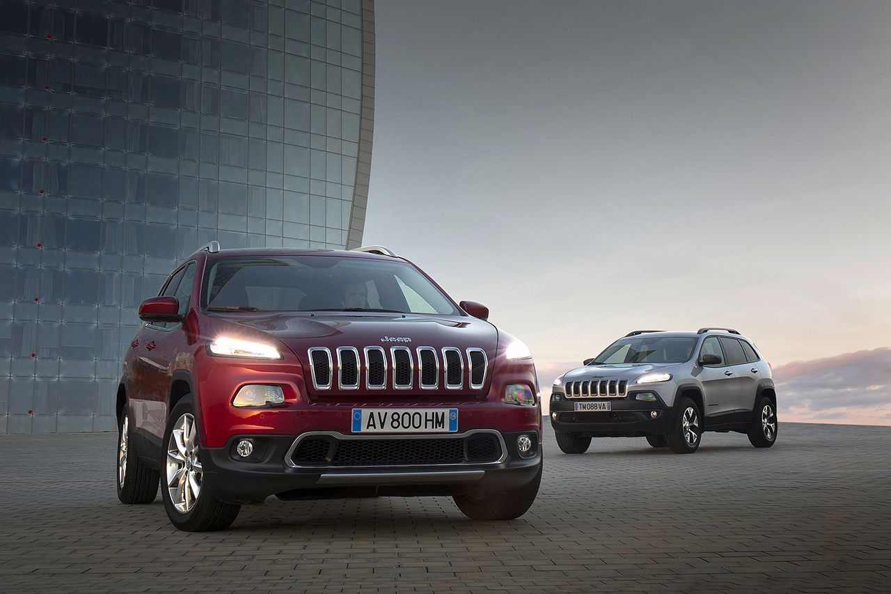 Nuova Jeep Cherokee: debutto a Ginevra