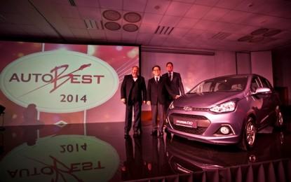 Altri riconoscimenti per Hyundai i10