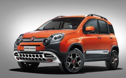 Fiat a Ginevra con Panda Cross e Fiat Freemont Cross