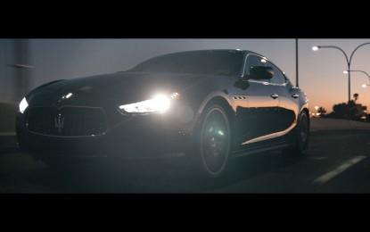 La Maserati Ghibli alla 48° edizione del Super Bowl