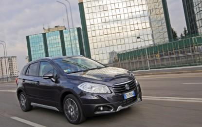Suzuki Economy Run: S-CROSS batte se stessa