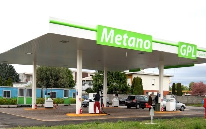 Distributori metano: l'Italia supera quota 1.000