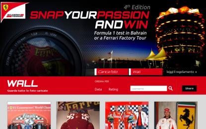 Con Ferrari vinci i test in Bahrain