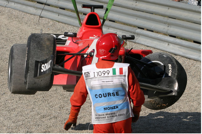 """Gian Carlo Minardi: """"Sicurezza, prima di tutto"""""""