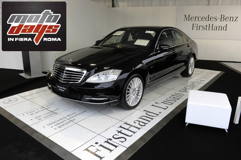 L'usato garantito Mercedes-Benz a MOTODAYS 2014