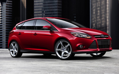 Ford Focus: nuovo record europeo