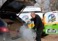 Ecoline Wash: l'autolavaggio a vapore a domicilio