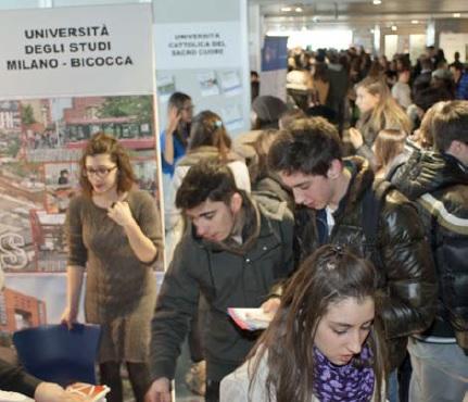 Il Salone dello Studente a Monza il 25-26 febbraio