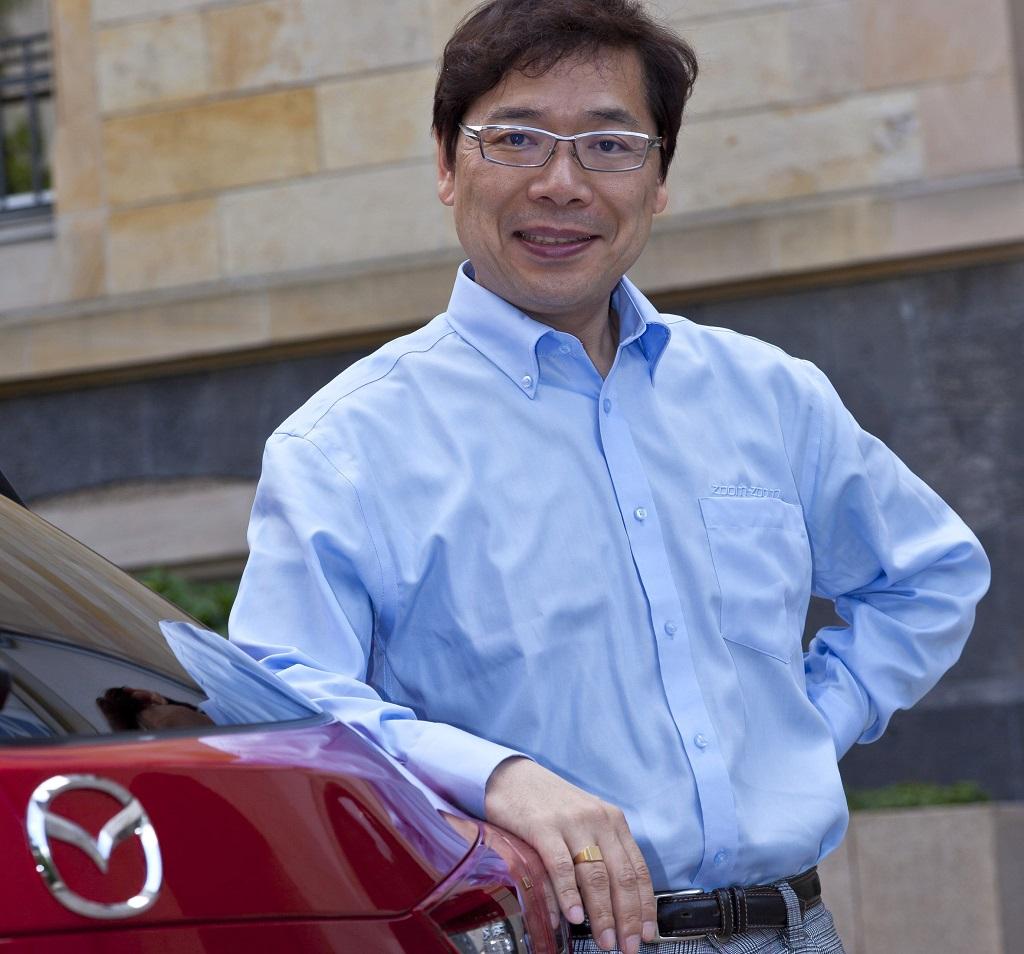 Mazda Europa nomina un nuovo Vice President