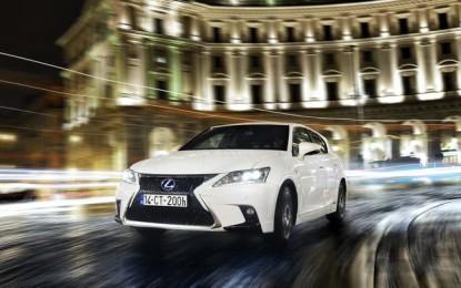 Nuova Lexus CT Hybrid